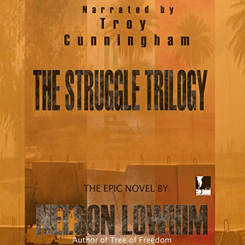 The Struggle Trilogy audiobook cover art