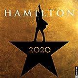 Hamilton: An American Musical - Ein amerikanisches Musical 2020 - 16-Monatskalender: Original Universe-Kalender [Mehrsprachig] [Kalender] (Wall-Kalender) - BrownTrout Publisher