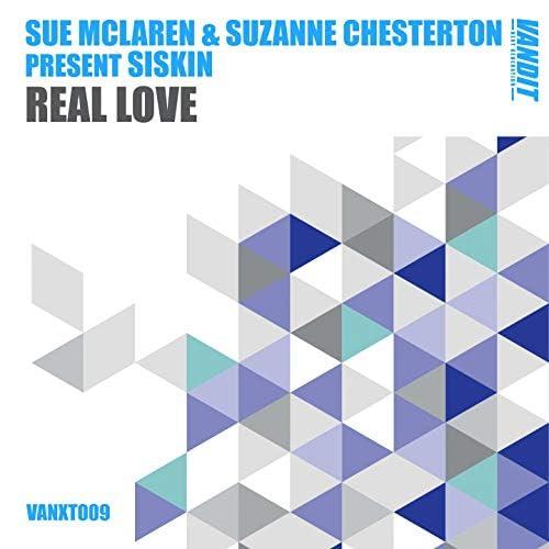 Sue McLaren, Suzanne Chesterton, Siskin