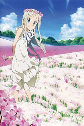 Wsjdmm Puzzles en Bois for Flower Field Honma Meiko...