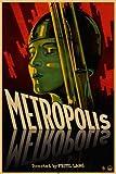 1art1 49776 Metropolis Poster - Fritz Lang, Brigitte Helm,