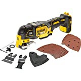 DEWALT DCS355N-XJ 18V Li-Ion Cordless Brushless Oscillating Multi-Tool