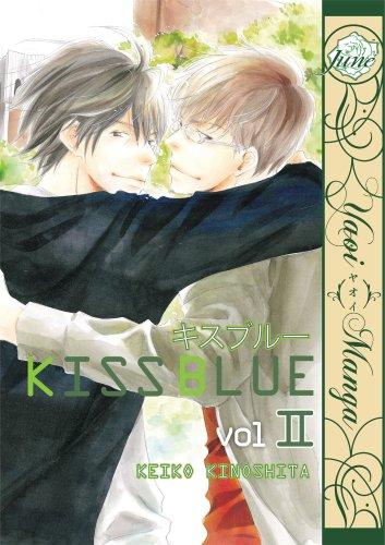 Kiss Blue Vol. 2 (Yaoi manga) (English Edition)