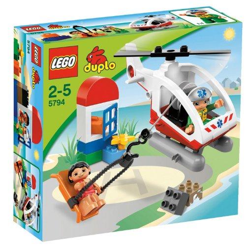 LEGO Duplo 5794 - Rettungshubschrauber