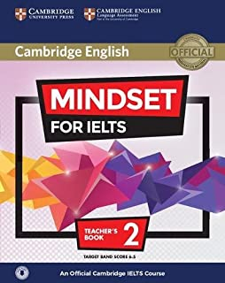 Mindset for IELTS Level 2 Teacher's Book with Class Audio: An Official Cambridge IELTS Course (Modular Ielts Blended Learn...