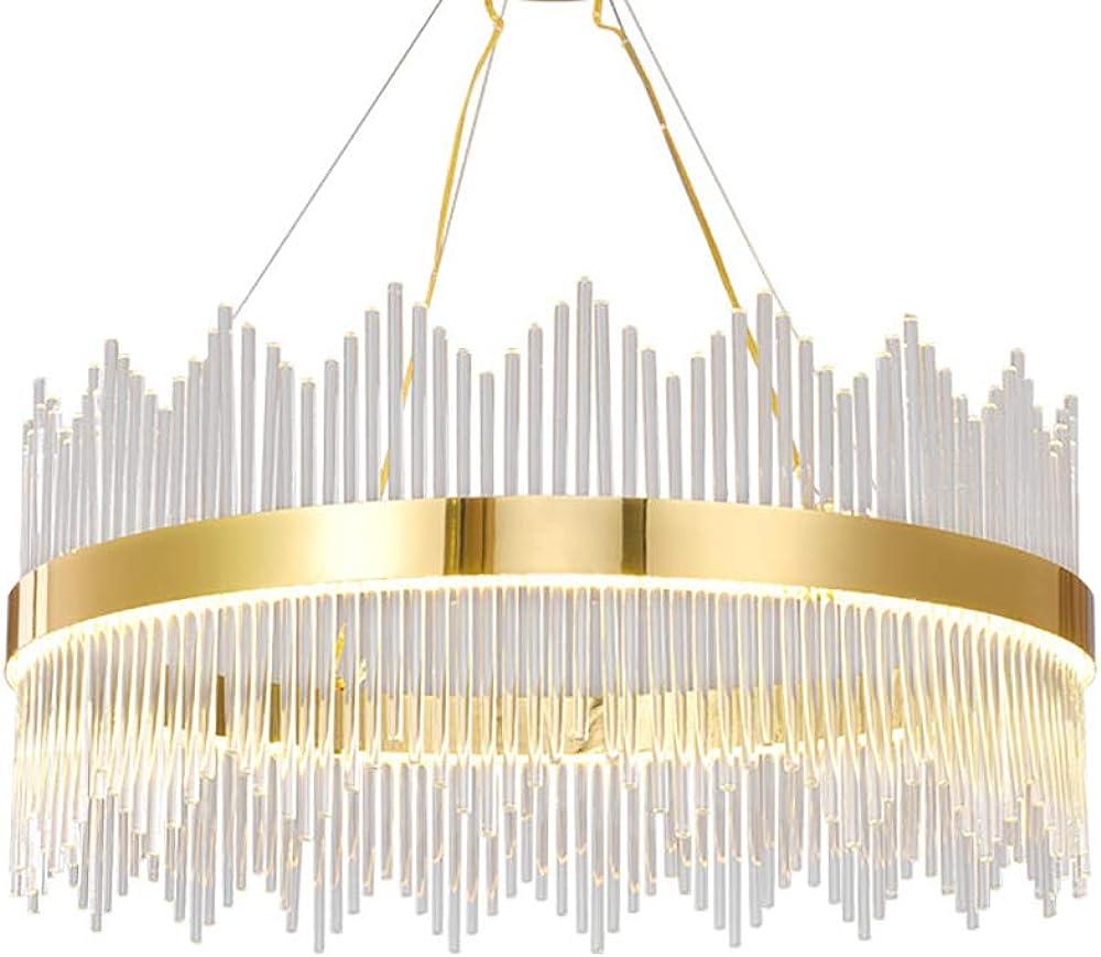 Hhrong luce k9 lampadario in cristallo di cristallo HHRONG002326