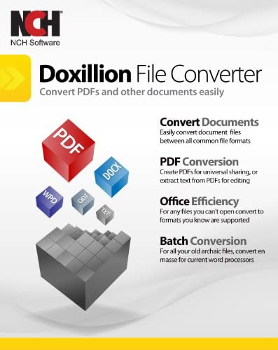 Top New Doxillion Document Converter Software to Convert Many Document File Formats Easily [Download]