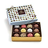 Godiva Chocolatier Assorted Chocolate Truffles Gift Box, 12-Pieces, 8...