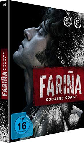 Fariña - Cocaine Coast - Die komplette Serie - [DVD]