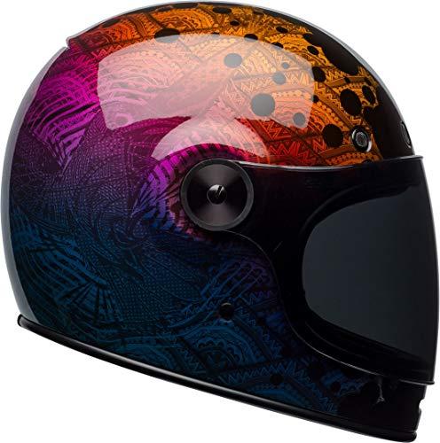 BELL Helmet Bullitt Special Edition Hart Luck Metallic Bubbles, Multi, Größe L