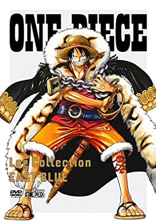 """ONE PIECE Log Collection """"EAST BLUE"""" [DVD]"""