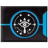 Zelda Respiro del logo selvaggio Nero portafoglio