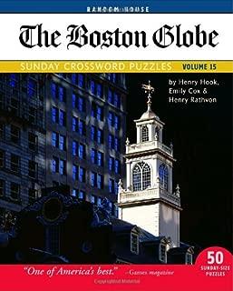 The Boston Globe Sunday Crossword Puzzles, Volume 15