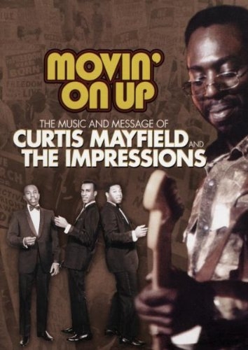 Curtis Mayfield & The Impressions - Movin' On Up 1965-1974 [Alemania] [DVD]