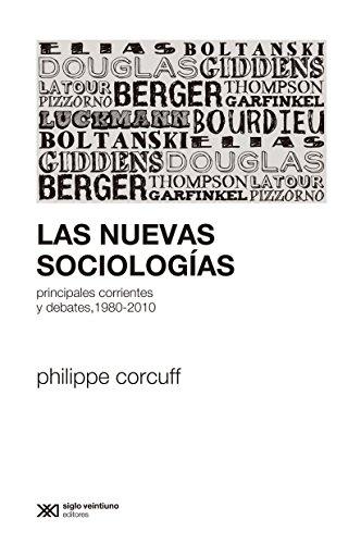 Las nuevas sociologías