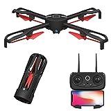 Ocama Quadricotteri Drone M9955 Drone con fotocamera 1080P RC Drone Grandangolo 5G Wifi FPV GPS...