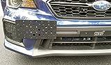 Trunknets Inc Bumper Tow Hook License Plate Mount Bracket for Subaru WRX STI 2015 16 17 2018 2019 2020