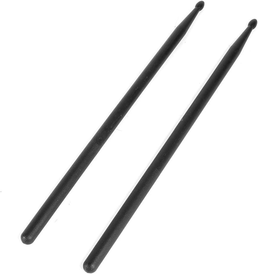 uxcell 1 Pair 5A Nonslip Grip Regular store Plastic Sticks Music Band Drum Lowest price challenge Dru