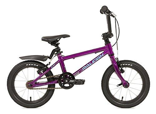 Raleigh Kinder Performance Bike, violett, 8-Inch