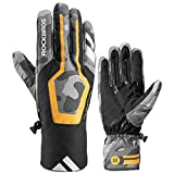 YHK-Road Cycling Gloves Winter Windproof...