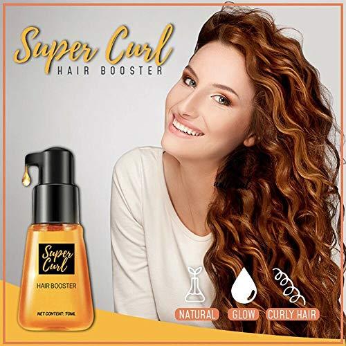 youfenghui Super Curl Defining Booster Haarfixier-haarpflege-essenzöl, Perfect Curls Hair Booster-Öl, Super Curl Defining Booster, Perfect Curls Hair Booster-Öl
