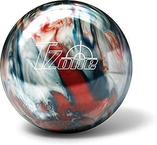 Brunswick Magnitude 035 Boule de Bowling r/éactive Pearl High Performance avec Noyau Asymetrique
