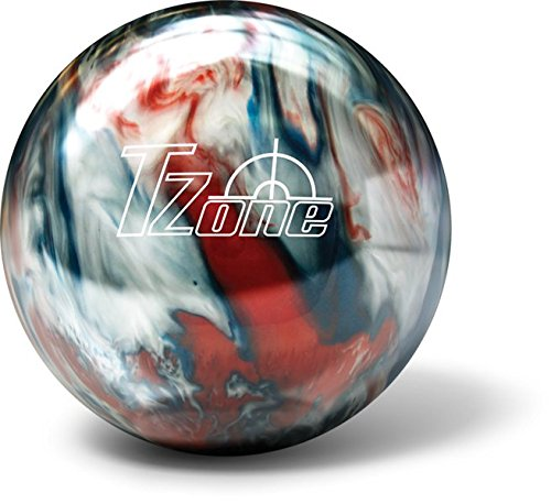 Bowlingball Bowlingkugel Brunswick T-Zone Cosmic - Patriot Blaze, Gewicht in lbs:12 lbs