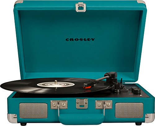 Crosley Cruiser Vintag Bluetooth Suitcase Turntable