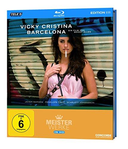 Vicky Cristina Barcelona - Meisterwerke in HD Edition 3/Teil 13 [Blu-ray]