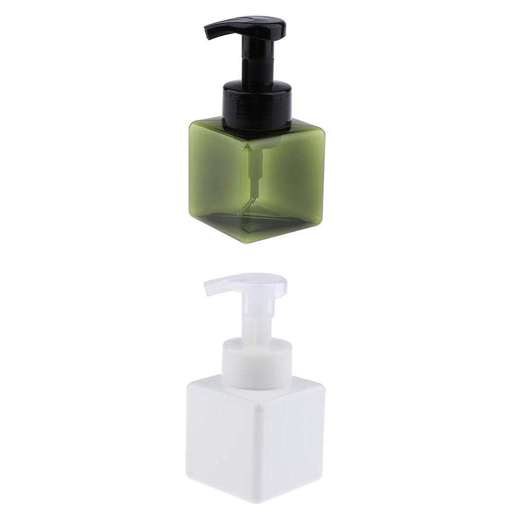 喜び舗装する環境保護主義者T TOOYFUL 泡ポンプボトル 容器 ポンプ容器 詰め替え プラスチック製 耐久性 耐摩耗性 再利用可能 2個セット