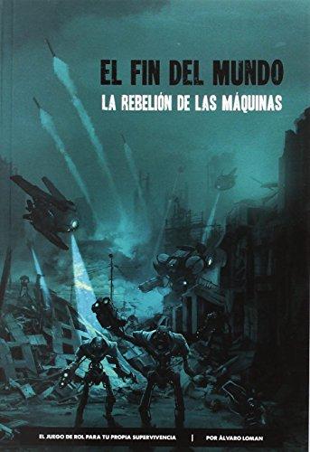 Edge Entertainment-La rebelión de Las máquinas, Multicolor (EDGEW004)
