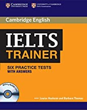 Scaricare Libri Ielts trainer six practice tests with answers [Lingua inglese] PDF