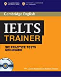 Ielts trainer six practice tests with answers [Lingua inglese] (Copertina flessibile)