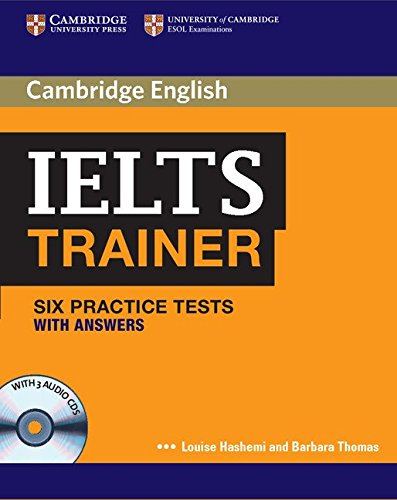 IELTS Trainer Six Practice Tests with Answers and Audio...