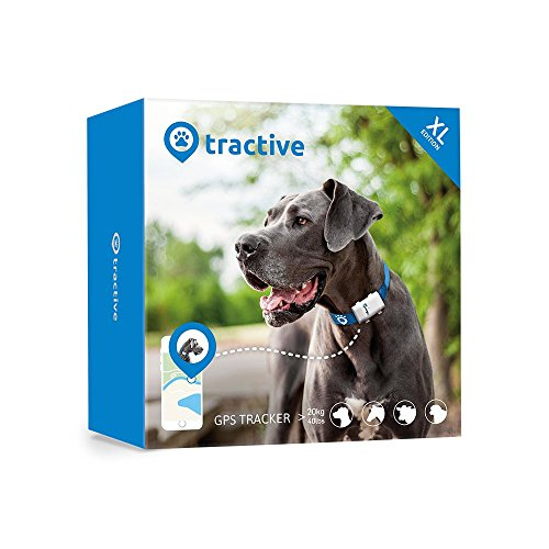 Tractive GPS Tracker - XL Version