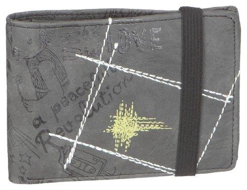Desigual 06X6101 Wallet_Time TO Love - Borsa a Tracolla da Donna, Taglia Unica, Nero (Nero), Taglia Unica
