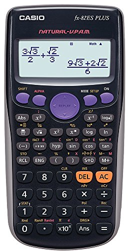Casio FX-82ES PLUS - Calculadora...