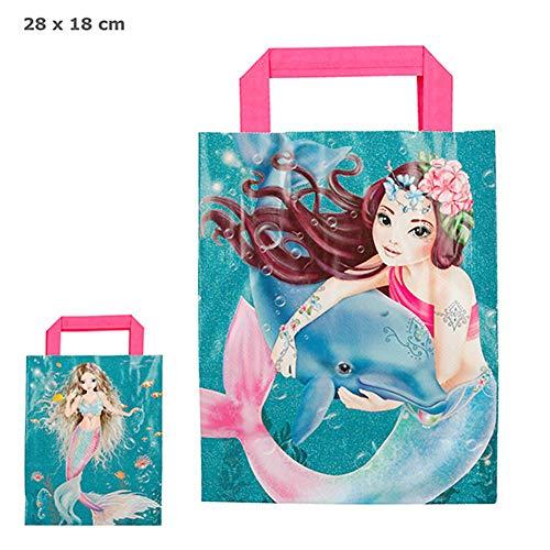 Depesche 6 x Top Model Papier Geschenktüte Geschenktasche Mitgebsel Geschenktüte Papiertüte Partytüten