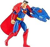 Mattel DC Justice League FBR09 Deluxe Superman - Superman (30 cm, con Accesorios)