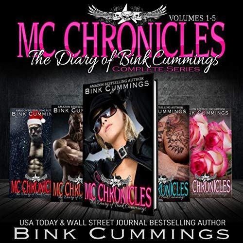 MC Chronicles: The Diary of Bink Cummings Vols 1-5 Complete Series Set Audiobook By Bink Cummings cover art