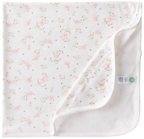 Little Me Girls' Blanket, Vintage Rose