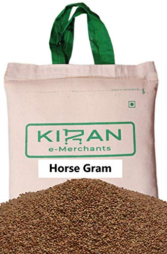 Kiran's Horse Gram, ( Pferdegramm) Eco-friendly pack, 10 lb (4.54 KG)