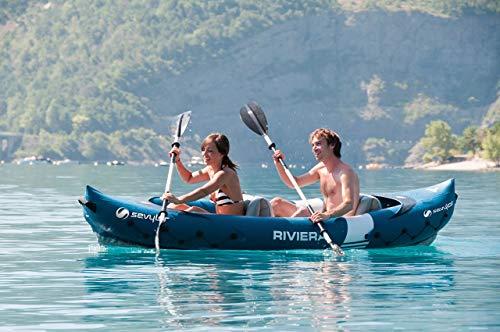 Sevylor Schlauchboot Kajak Riviera im Test und Leistungsüberblick - 15