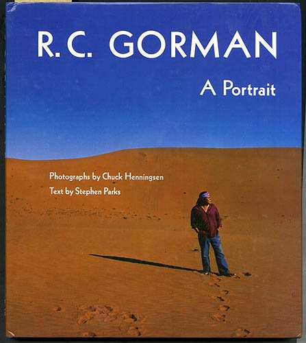 R.C.Gorman, a Portrait