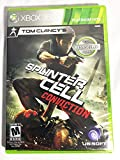 Tom Clancy's Splinter Cell Conviction For Xbox 360   Electronic Art's  Platinum Hits, Best Seller Awarded  Multi-Player/ Co-op 2/ System Link 2   English Version   New   Factory Sealed + Xbox Live