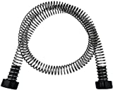 Heavy Duty Stainless Steel Zipline Spring Brake Extra Long 6 1/4 FT Fits Cable up to 1/2