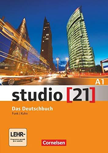 Studio 21 A1 Libro de curso y ejercicios (Incluye...
