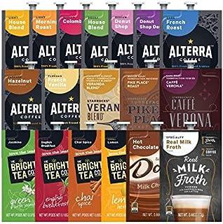 FLAVIA Coffee ALTERRA Freshpack Variety Assortment, Case Of 350