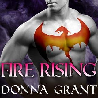 Fire Rising: Dark Kings, Book 2 audiobook cover art