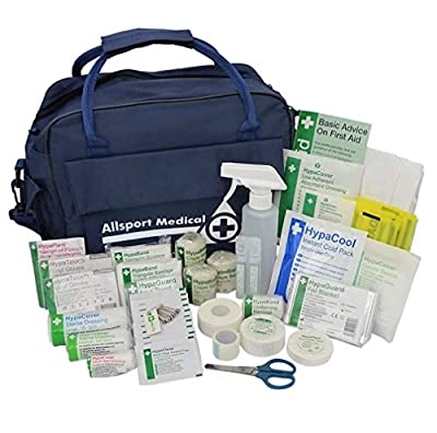 Safety First Aid Football Kit (Sports Bag) by Safety First Aid Group